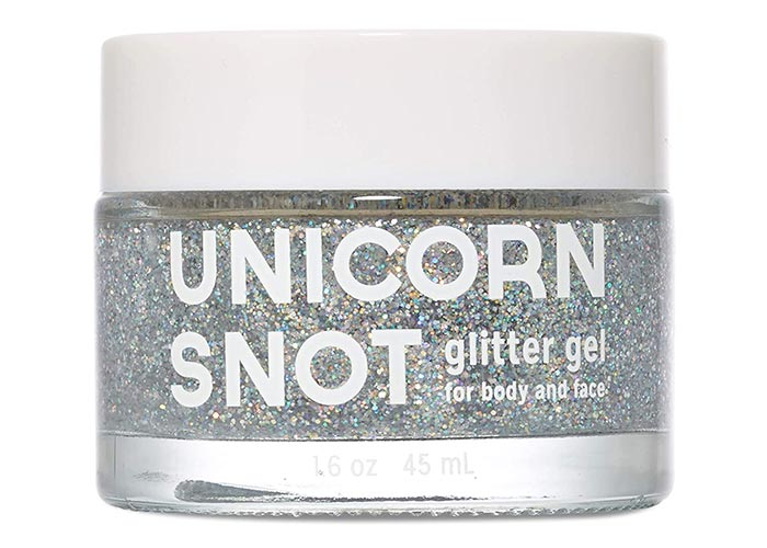 Best Glitter Hair Sprays & Gels: Unicorn Snot Holographic Body Glitter Gel
