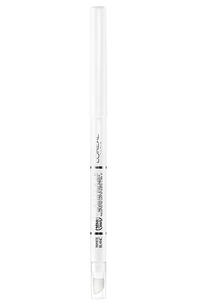 Best White Eyeliners: L'Oréal Paris Infallible Never Fail Eyeliner