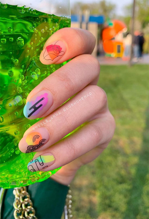 Tips for Caring for Long Nails