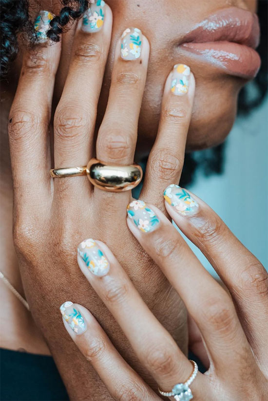 What Are Nail Stickers and Nail Tattoos?