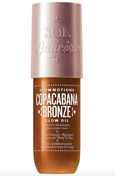 Best Body Glitter & Shimmer Products: Sol de Janeiro Glowmotions Glow Body Oil