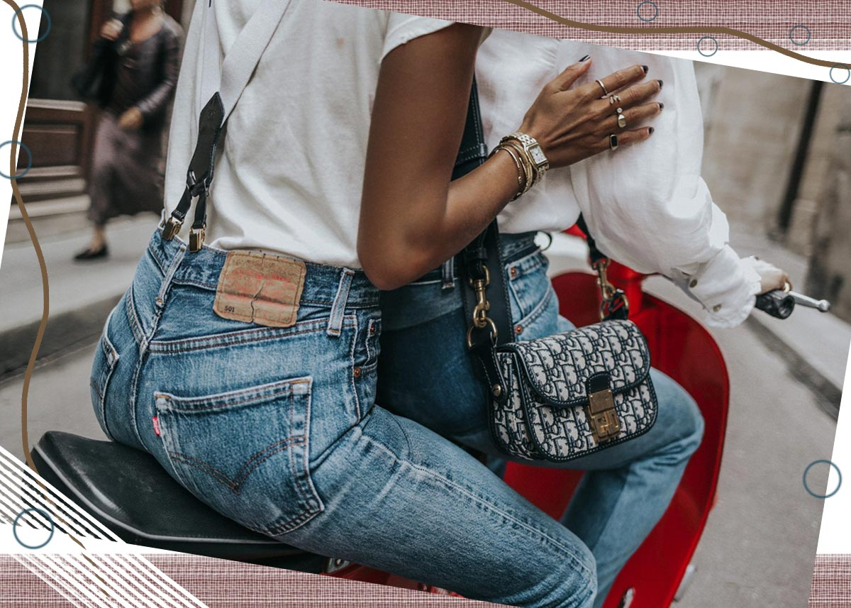 How to Identify Vintage Jeans