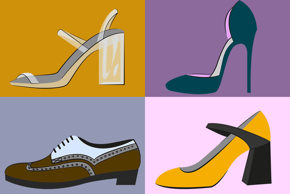 Main Types of Heels