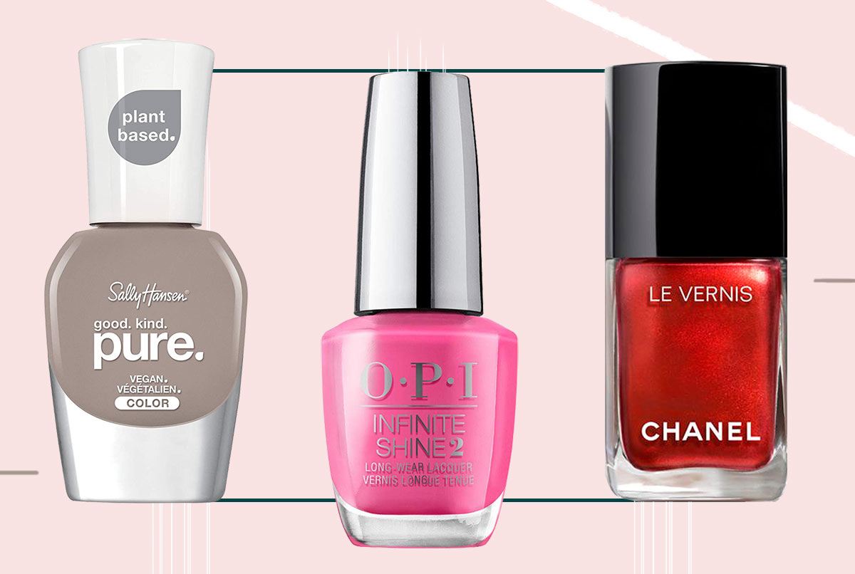 Best Nail Polishes for a Pretty Mani-Pedi at Home