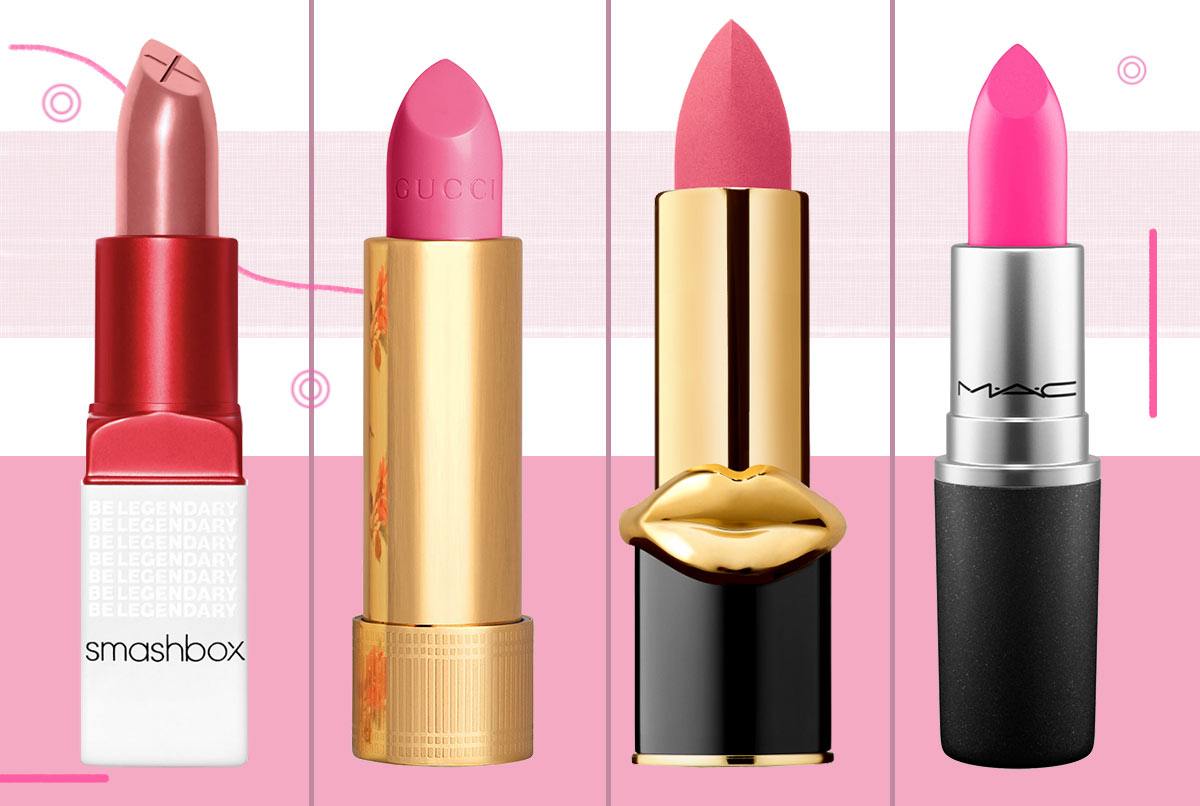 Best Pink Lipsticks Colors