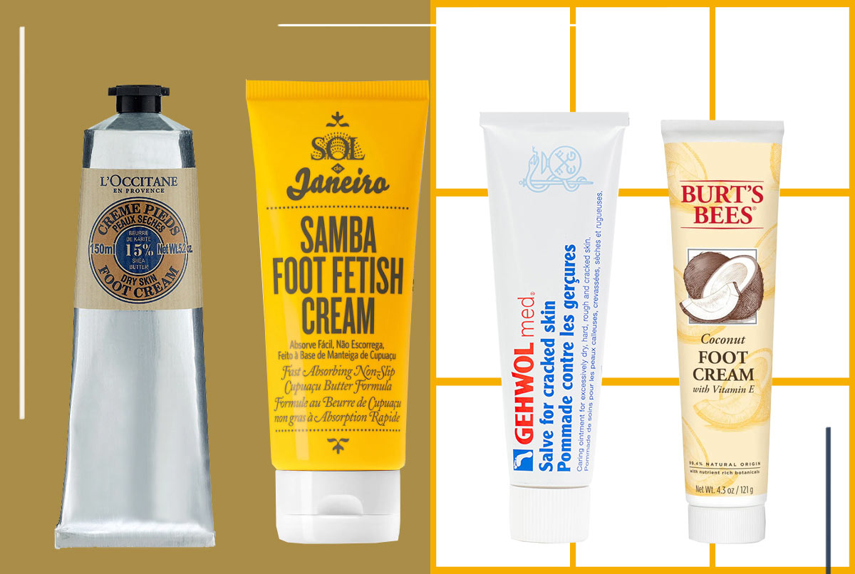 Best Foot Creams to Moisturize and Heal Dry Feet
